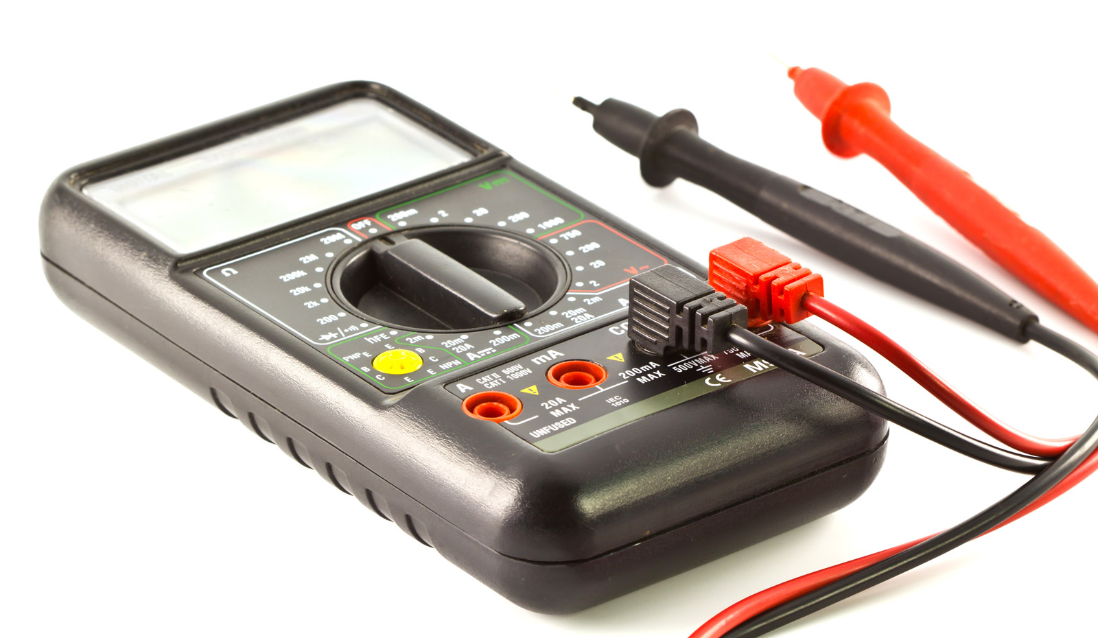 Outstanding conductivity