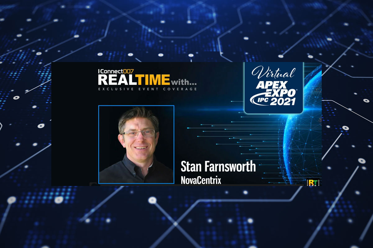 iConnect Realtime with Stan Farnsworth